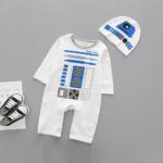 Pijama bebe r2d2