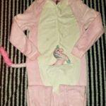 Pijama de unicornio zona norte