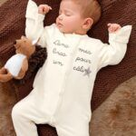 Pijamas bebe con manoplas