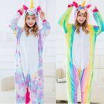 Pijamas de unicornio mujer