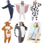 Pijamas enteros juveniles