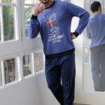 Pijamas hombre divertidos