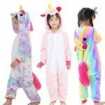 Pijama de unicornio g