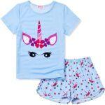 Pijamas de unicornio para nias amazon
