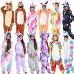 Pijamas enteros nios 4 aos