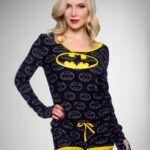 Pijamas mujer batman