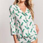 Pijamas mujer forever 21