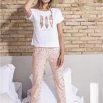 Pijamas mujer pantalon largo